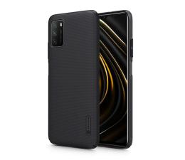 Etui / obudowa na smartfona Nillkin Super Frosted Shield do Xiaomi POCO M3 czarny