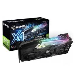 Karta graficzna NVIDIA Inno3D GeForce RTX 3090 iCHILL X4 24GB GDDR6X