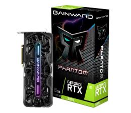 Karta graficzna NVIDIA Gainward GeForce RTX 3070 Phantom 8GB GDDR6