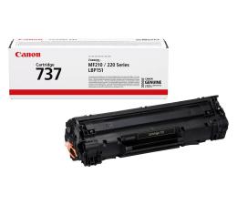 Toner do drukarki Canon CRG-737 black 2400str.