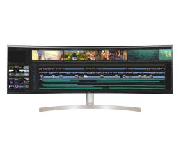 "Monitor LED 32"" i większy LG 49WL95C-WE Curved"