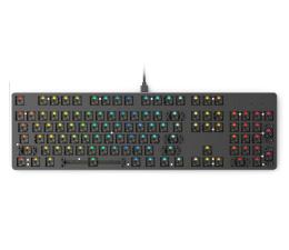 Klawiatura  przewodowa Glorious PC Gaming Race GMMK Full-Size - Barebone ANSI-Layout
