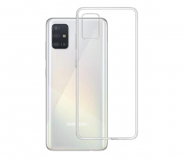 Etui / obudowa na smartfona 3mk Clear Case do Samsung Galaxy A52