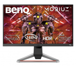 "Monitor LED 24"" BenQ MOBIUZ EX2510 szary"