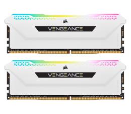 Pamięć RAM DDR4 Corsair 16GB (2x8GB) 3600MHz CL18 Vengeance RGB PRO SL Wh