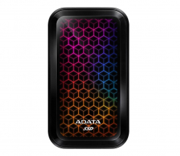 Dysk zewnętrzny SSD ADATA SE770G 512GB USB 3.2 Gen. 2 Czarny