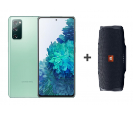 Smartfon / Telefon Samsung Galaxy S20 FE 8/256GB Zielony + JBL Charge 4