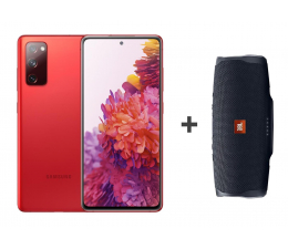Smartfon / Telefon Samsung Galaxy S20 FE 5G 8/256GB Czerwony + JBL Charge 4