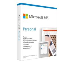 Program biurowy Microsoft 365 Personal | zakup z komputerem + 3m.