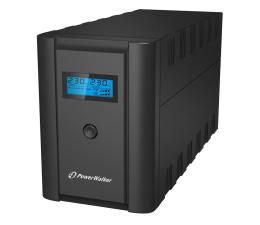 Zasilacz awaryjny (UPS) Power Walker LINE-INTERACTIVE (1200VA/600W, 2x IEC/Schuko, AVR)