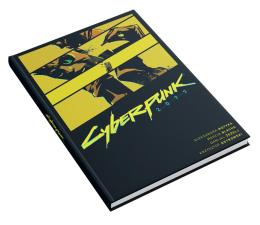 Brelok z gier CENEGA Cyberpunk 2077 - Komiks