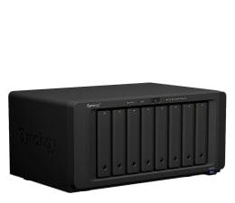 Dysk sieciowy NAS / macierz Synology DS1821+ (8xHDD, 4x2.2GHz, 4GB, 4xUSB, 4xLAN)