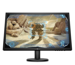 "Monitor LED 24"" HP V24 Gaming"