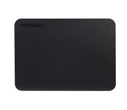 Dysk zewnętrzny HDD Toshiba Canvio Basics 4TB USB 3.0 Czarny
