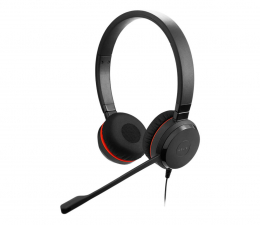 Słuchawki biurowe, callcenter Jabra Evolve 30 II Stereo MS USB/3,5mm