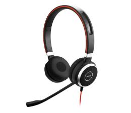 Słuchawki biurowe, callcenter Jabra Evolve 40 Duo MS