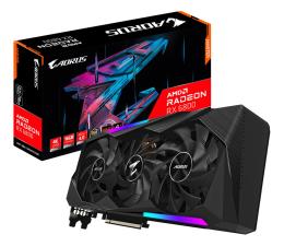 Karta graficzna AMD Gigabyte RADEON RX 6800 AORUS MASTER 16GB GDDR6