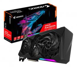 Karta graficzna AMD Gigabyte RADEON RX 6800 XT AORUS MASTER 16GB GDDR6