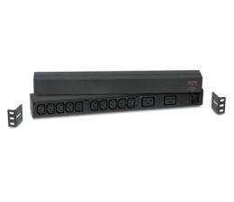 Power Distribution Unit (PDU) APC RACK PDU BASIC 1U 16A/208&230V (10)C13 & (2)C19