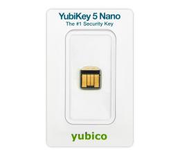 Klucz sprzętowy Yubico YubiKey 5-nano