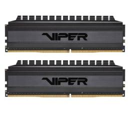 Pamięć RAM DDR4 Patriot 32GB (2x16GB) 3600MHz CL18 Viper Blackout