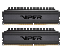 Pamięć RAM DDR4 Patriot 16GB (2x8GB) 3600MHz CL18 Viper Blackout