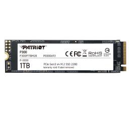 Dysk SSD Patriot 1TB M.2 PCIe NVMe P300