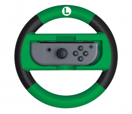 Kierownica do konsoli Hori Joy-Con Wheel Deluxe - Luigi