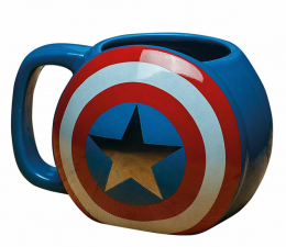 "Kubek / pojemnik z gier Good Loot Kubek Captain America ""Shield"""