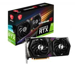 Karta graficzna NVIDIA MSI GeForce RTX 3060 GAMING X 12GB GDDR6