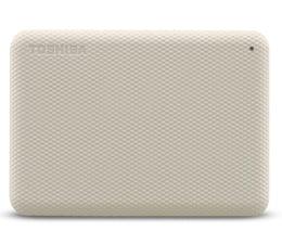 Dysk zewnętrzny HDD Toshiba Canvio Advance 1TB USB 3.2 Biały