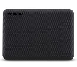 Dysk zewnętrzny HDD Toshiba Canvio Advance 2TB USB 3.2 Czarny