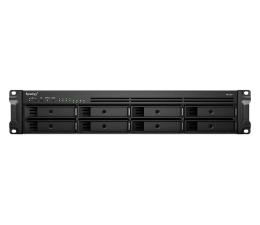 Dysk sieciowy NAS / macierz Synology RS1221+ RACK (8xHDD, 4x2.2GHz, 4GB, 4xLAN)