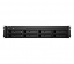 Dysk sieciowy NAS / macierz Synology RS1221RP+ RACK (8xHDD, 4x2.2GHz, 4GB, 4xLAN)