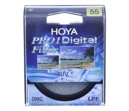 Filtr fotograficzny Hoya UV (0) Pro1D 55mm