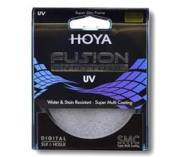 Filtr fotograficzny Hoya Fusion Antistatic UV 43 mm