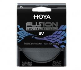 Filtr fotograficzny Hoya Fusion Antistatic UV 72 mm
