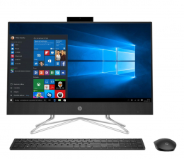 All-in-One HP 24 AiO Athlon 3150U/4GB/256/Win10 IPS Black