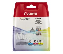 Tusz do drukarki Canon Zestaw CLI-521CMY
