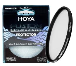 Filtr fotograficzny Hoya Fusion Antistatic Protector 77 mm