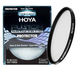 Filtr fotograficzny Hoya Fusion Antistatic Protector 52 mm