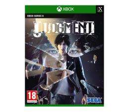 Gra na Xbox Series X Xbox Judgment