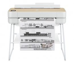 Ploter HP DesignJet Studio 24-in Printer