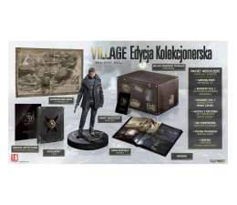 Gra na Xbox One Xbox Resident Evil Village Collector's Edition