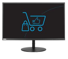 """Monitor LED 27"""" Lenovo ThinkVision P27u-10"""