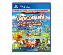 Gra na PlayStation 4 PlayStation Overcooked: Jesz ile chcesz