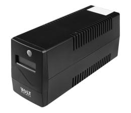Zasilacz awaryjny (UPS) VOLT Micro UPS (1000VA/600W, 2x FR, AVR, LCD, USB)