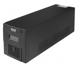Zasilacz awaryjny (UPS) VOLT Micro UPS (3000VA/1800W, 2x FR, LCD, AVR, USB)