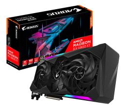 Karta graficzna AMD Gigabyte Radeon RX 6800 XT Aorus Master Type C 16GB GDDR6