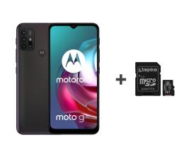 Smartfon / Telefon Motorola Moto G30 6/128GB Dark Pearl 90Hz + 128GB